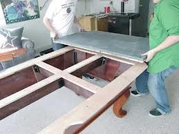 Pool table moves in Boston Massachusetts