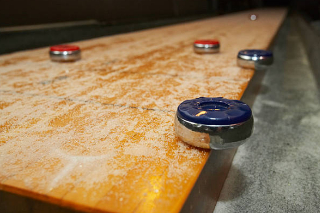 SOLO® Shuffleboard Movers Boston, Massachusetts.