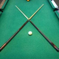 8' Pool Table Standard Size