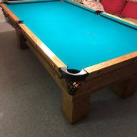 Pool Table In Perfect Shape