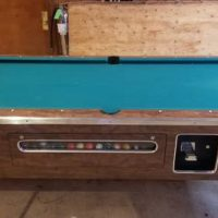 Valley Panther Coin-op Pool Table