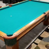 8ft Southern Series Pool Table