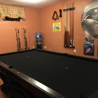 Connelly Pool Table with Ping Pong Top