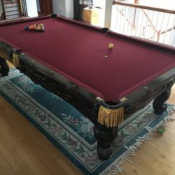 Stupendous Pool Table Room Sizes Boston Guide Pool Table Sizes By Solo Home Interior And Landscaping Dextoversignezvosmurscom