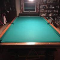 Classic 9' Pool Table