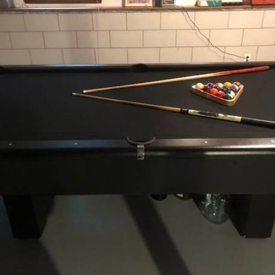 AMF PlayMaster 8ft Pool Table
